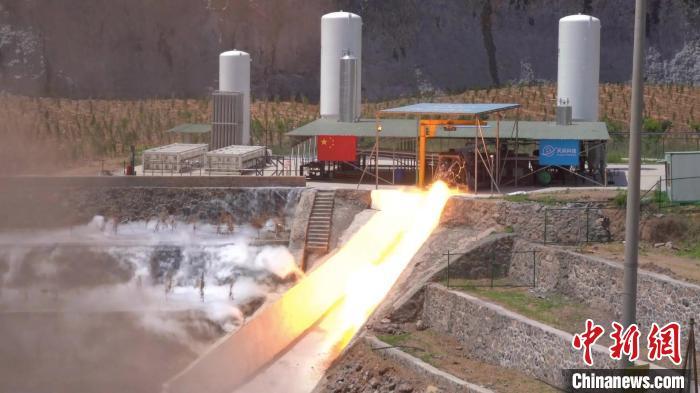 突破多项关键技术,天兵科技液体火箭发动机全系统热试车成功