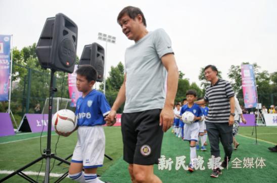 """""""战FUN宝山""""32支球队争夺沪上业余足球霸主"""