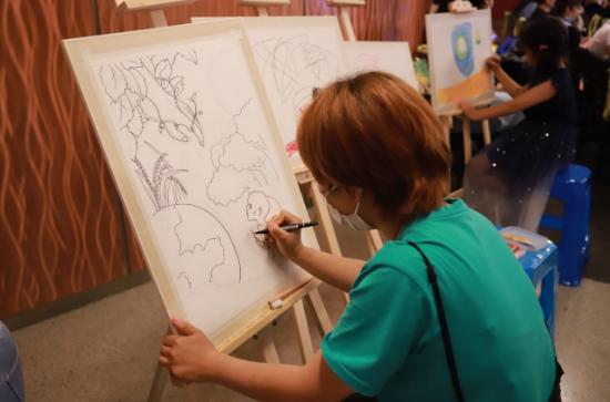 这群插画师,用手中画笔,呼吁环境保护