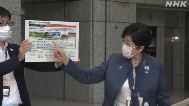 东京都知事:日本东京都取消奥运期间公众观赛活动