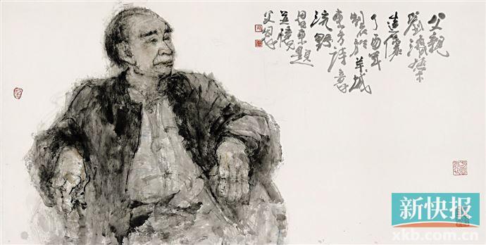 广州市美术家协会副主席刘思东:回忆父亲刘济荣:愿他的艺术生命永不歇止
