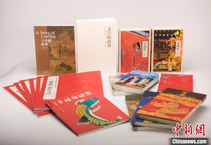 故宫出版社向江西、湖南等百所乡村学校捐赠价值百万元图书