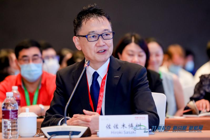 佐佐木博树:纯电动汽车与e-POWER技术将成日产汽车电动化主要支柱