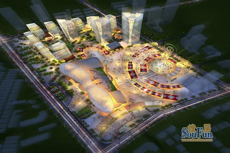 2021年6月青岛市海尔路商圈写字楼市场租赁情况