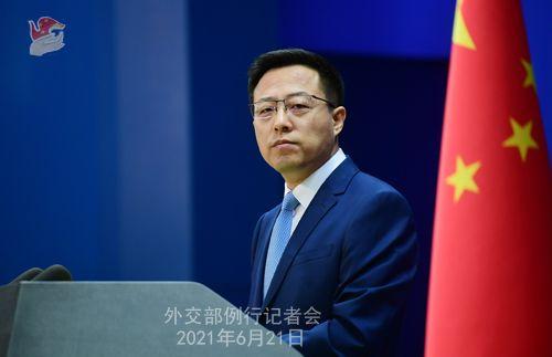中方:美国需要放下道德优越感,停止在劳工问题上搞双重标准