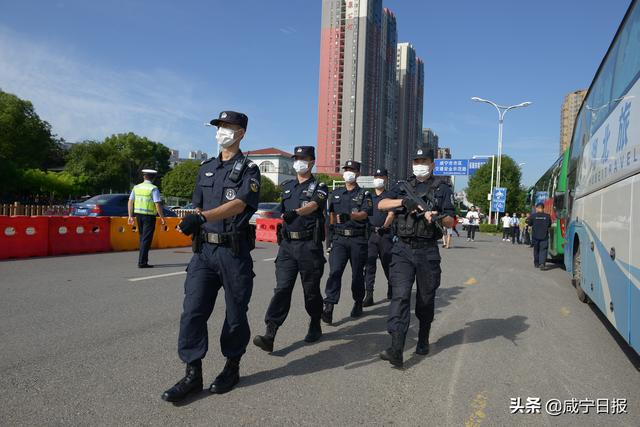 咸宁公安启动最高勤务模式确保治安大局稳定