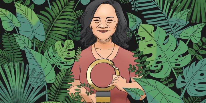 2021 年「绿色诺贝尔奖」公布,6 个普通人获奖了