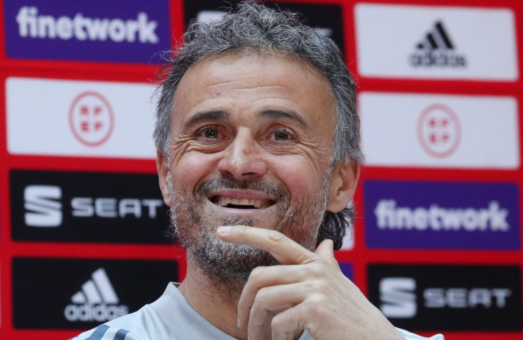 世体:西班牙足协坚称恩里克没有下课危险 足协全力支持主帅工作
