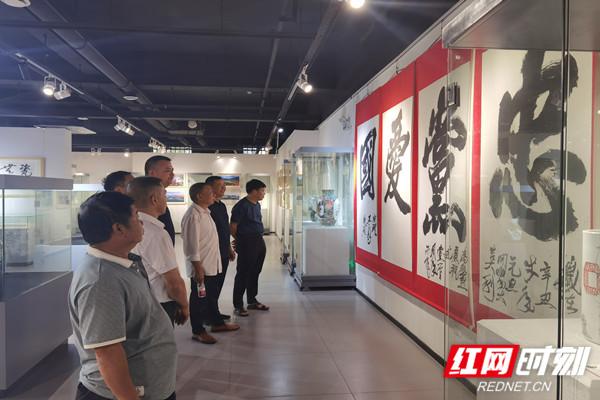 醴陵:百件书画陶瓷摄影作品礼赞建党一百周年