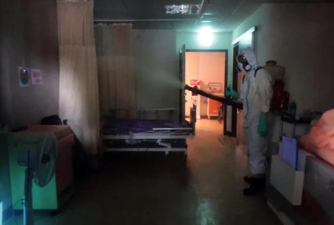 台湾85家长照机构传出疫情 台北士林群聚已48确诊