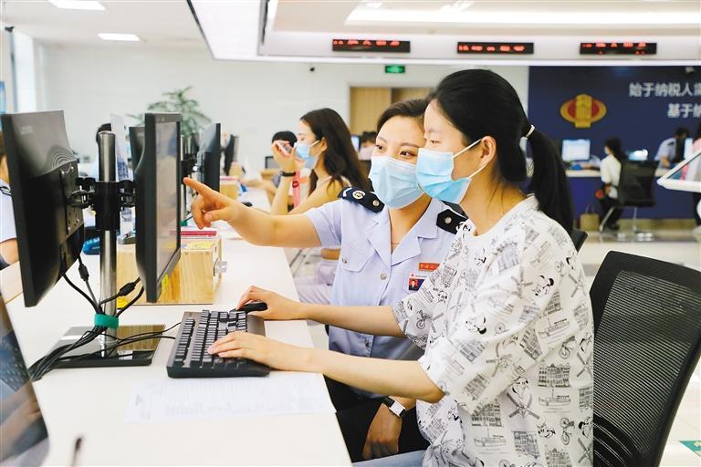 西安经济技术开发区税务局第一税务所党支部党建引领强基础 凝心聚力促发展