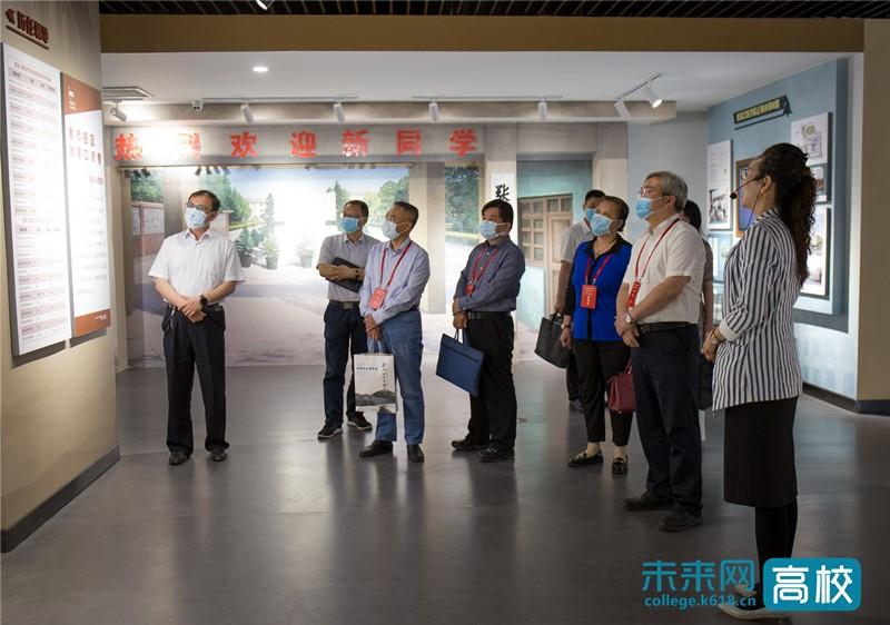 河北省教育厅专家组对河北北方学院师范专业认证工作进行摸底调研