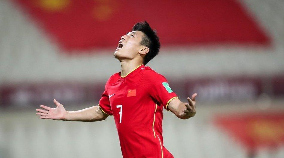 武磊当选世界杯亚预赛月最佳