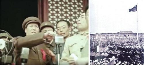 新中国通信事业丨广场扩音、电动升旗——开国大典的通信保障