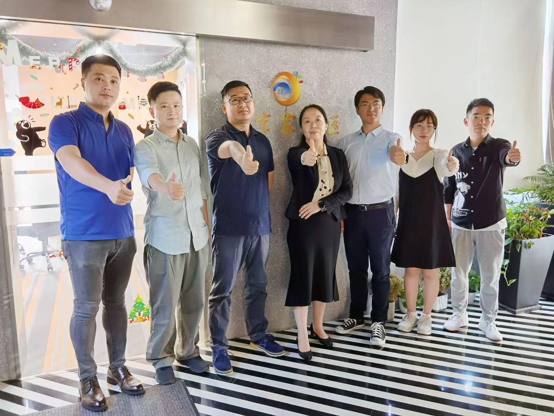 """洪梅劳模创新工作室:解决物业管理痛点 让居民体验""""易享家生活"""""""