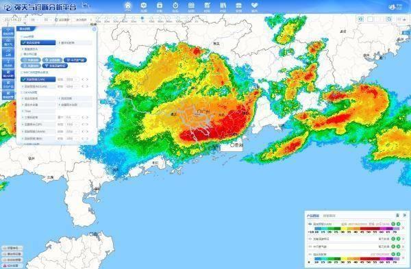 达摩院与国家气象中心联合研发AI算法 显著提升强对流预报能力