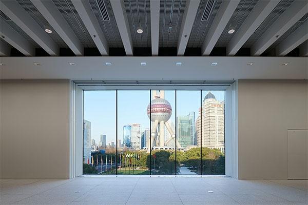 陆家嘴滨江出现崭新文化地标!浦东美术馆将于7月8日正式向公众开放