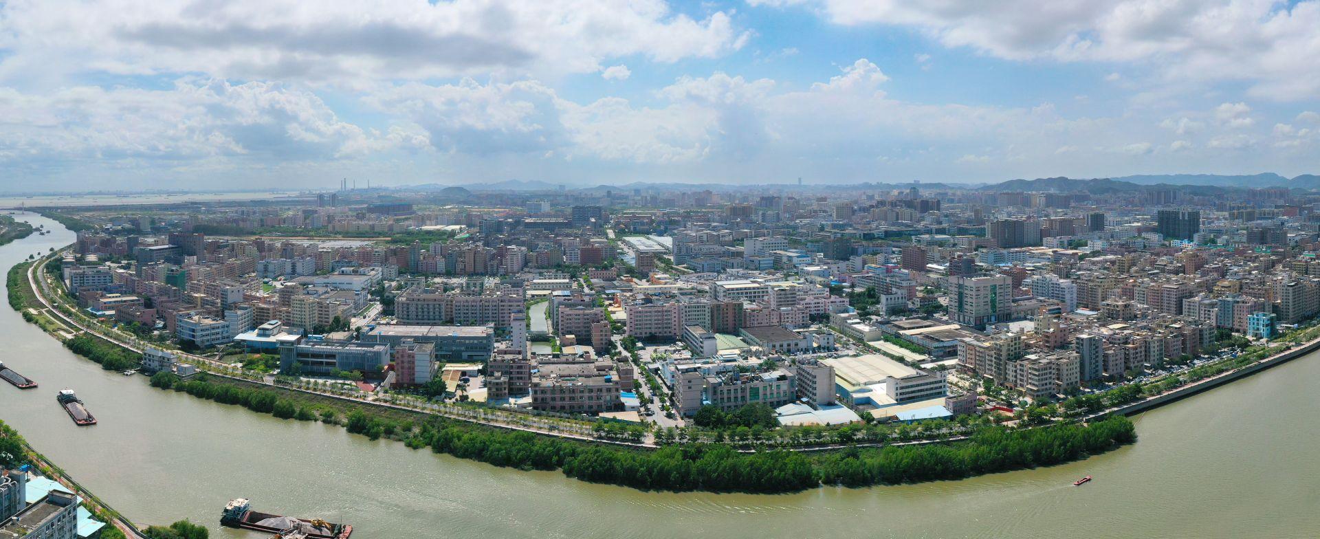 东莞市长安镇改造旧厂村有新动作:打造深莞共建的新兴产业集聚区