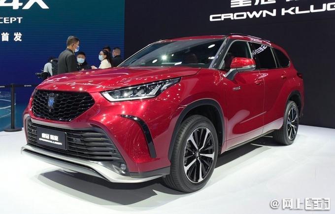 一汽丰田推6款新车,皇冠陆放最快8月上市,卡罗拉推SUV版?