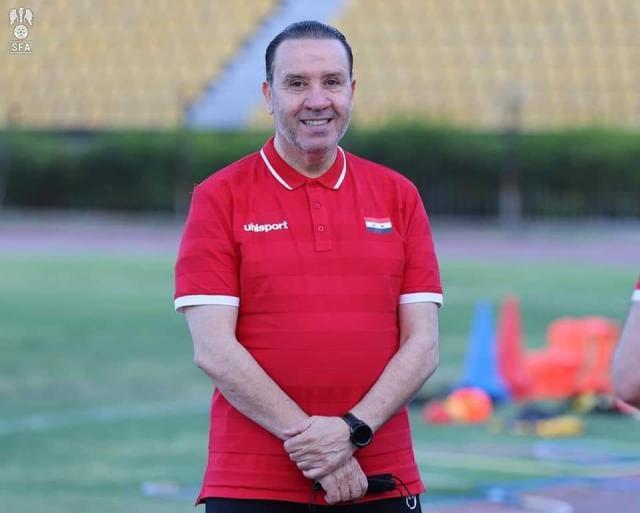 12强赛|叙利亚确认本土教练带队出战  3名候选入围待确定