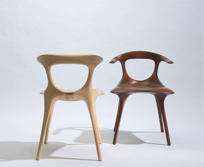 """MAD作品""""骨椅""""进入法国蓬皮杜艺术中心永久收藏"""