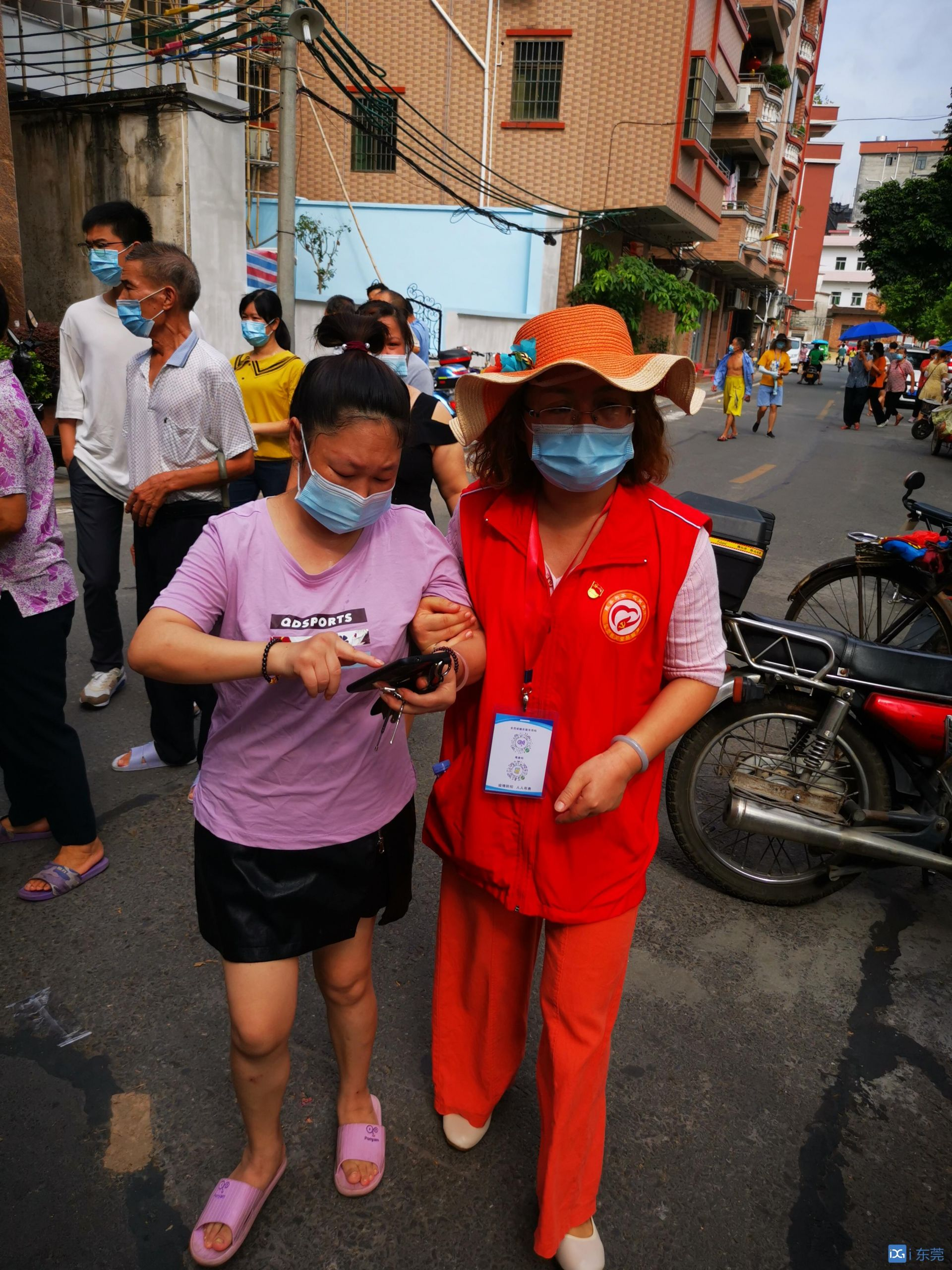与疫情赛跑,东莞市工商联系统迅速投入抗疫一线
