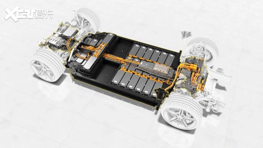 保时捷成立新公司 研发生产高性能电池-第2张图片-汽车笔记网
