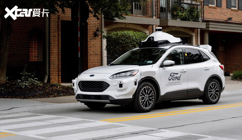 福特将于2022年在北美启动自动驾驶服务-第2张图片-汽车笔记网