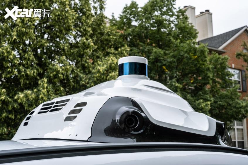 福特将于2022年在北美启动自动驾驶服务-第3张图片-汽车笔记网