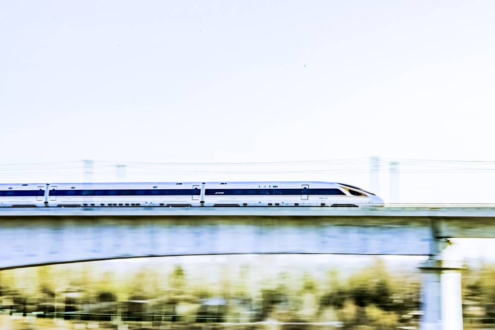 京沪高铁10年:已成为世界运营时速最快的高速铁路