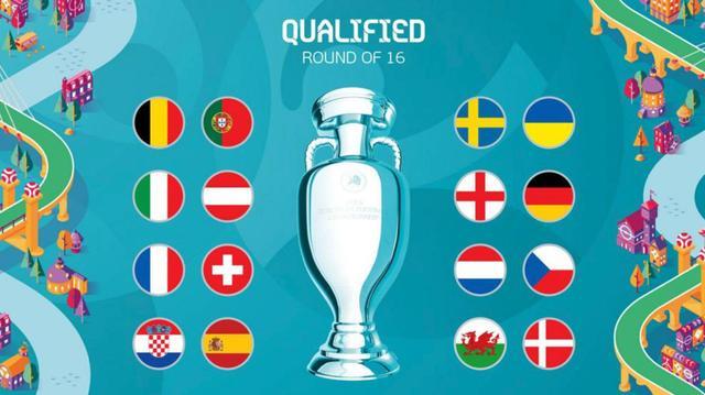 追光 丨 这有一份交织着荣耀与感动的欧洲杯小组赛总结,请您查收