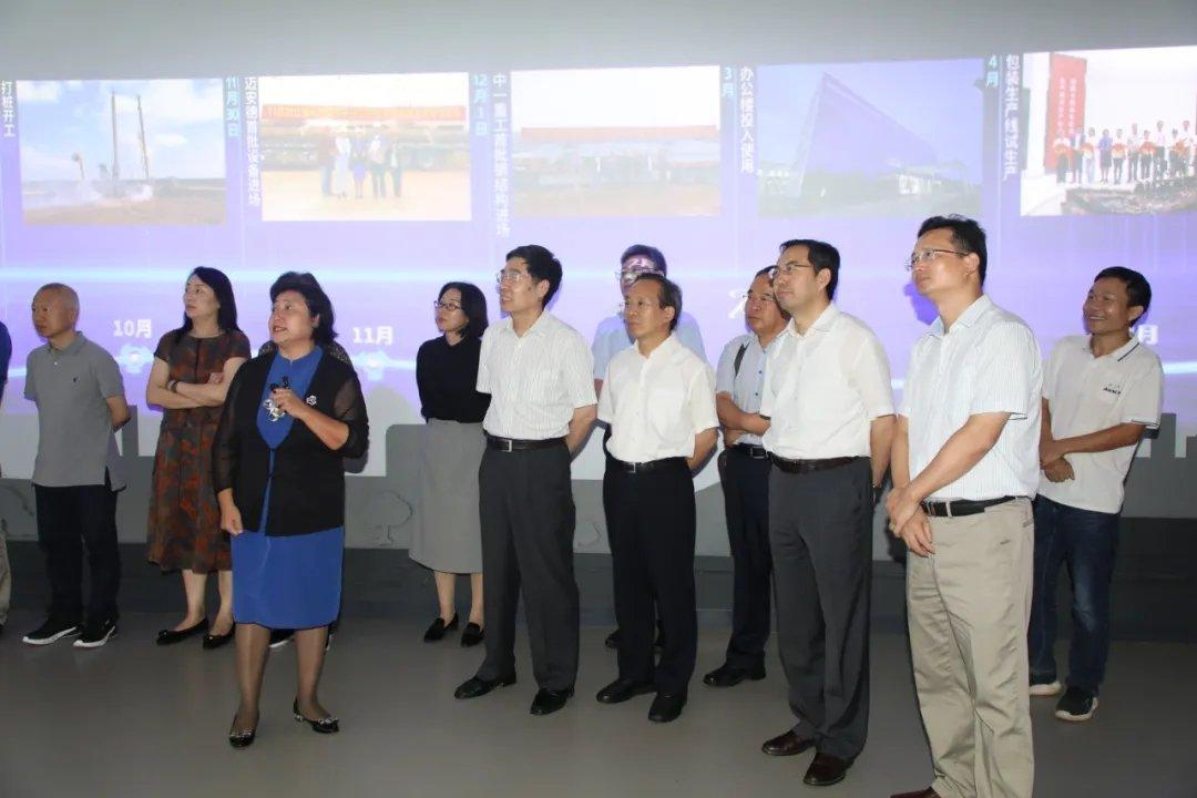 国务院发展研究中心副主任张军扩率调研组到洋浦开展自贸港建设一周年评估调研