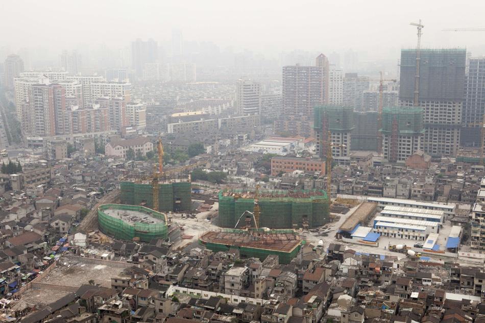 澎湃中国·小康印记②|家国变迁:上海虹镇老街影像志