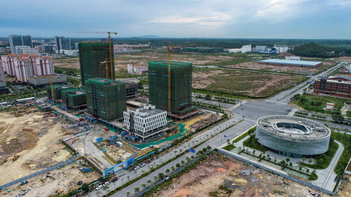 川桂国际产能合作产业园项目首批拟入园企业签约