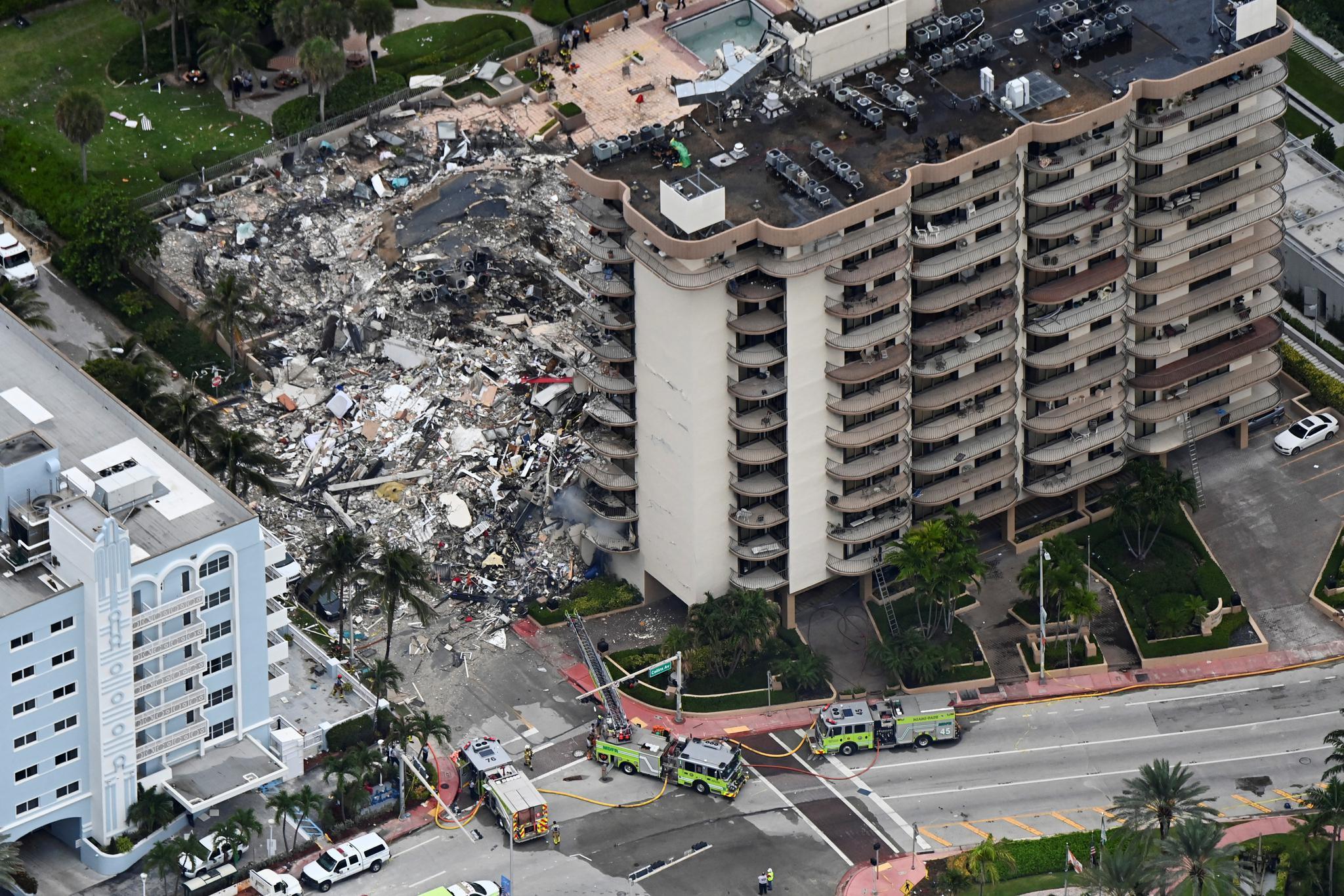 美国迈阿密12层公寓为什么会坍塌 美国公寓倒塌原因是什么