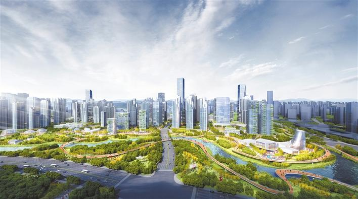 """坪山区围绕""""质造城区""""总体要求,全速推进城市更新和土地整备工作"""
