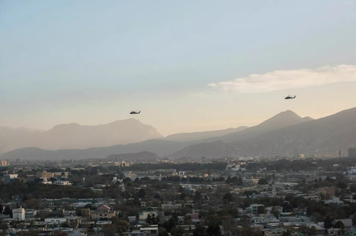 乌外交部:阿富汗越境者已经返回阿境内