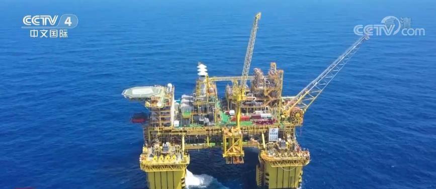"""""""深海一号""""大气田年产天然气达30亿立方米 可满足粤港澳大湾区四分之一民生需求"""
