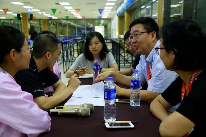用心聆听职工心声,和谐共筑沟通桥梁——捷普科技(上海)有限公司践行厂务公开民主管理工作纪实