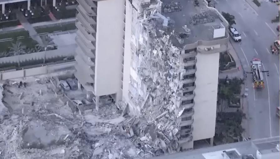 """""""太恐怖了,第一想到的就是9·11当时场景"""""""