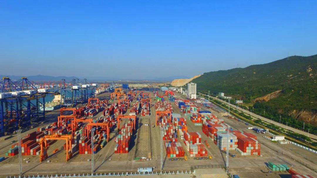 珠海港2020年主要经济指标增幅全国第一