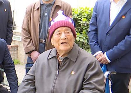 百岁新四军老战士、原江苏省粮食局第一任局长汤西谷逝世