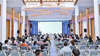 """安吉县举办第八届""""5·28""""青年创业贷款对接咨询会"""