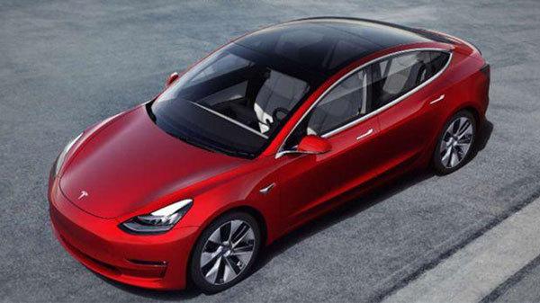 特斯拉因装配缺陷存在安全隐患 召回部分进口Model 3车型