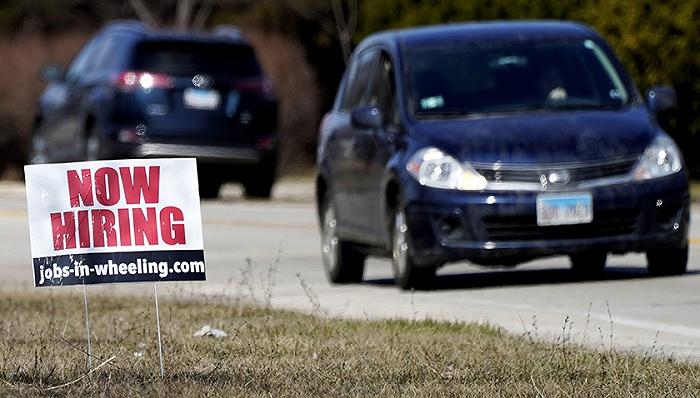 美国首申失业金人数首次跌破40万 半数州将提前终止联邦失业救济