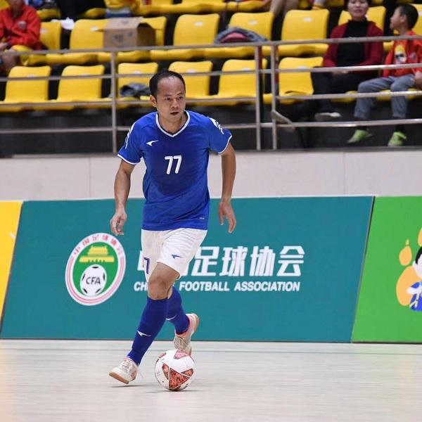 广州体院老师张智:立志培养更多好球员和好教练