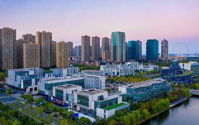 杭州湾新区作为宁波北部副中心,房价为何处于全省倒数的水平?