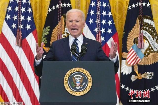 """拜登前瞻欧洲之行:展现美国对盟友的""""重新承诺"""""""