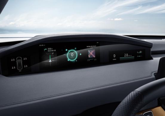 BlackBerry携手伯泰克打造数字液晶仪表盘 已用于长安新款SUV UNI-K