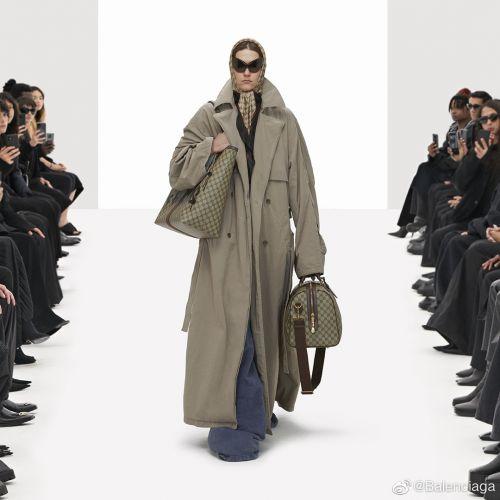快讯 | 巴黎世家2022春夏部分产品以Gucci为雏形再创作,预计11月发售